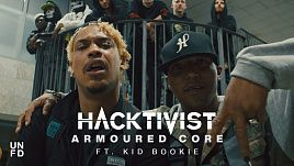 Hacktivist feat. Kid Bookie - Armoured Core (Official)