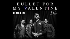 Bullet For My Valentine - Live at Saint Petersburg 2019