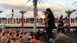 Nonpoint - Bullet With a Name Live Shiprocked 2016