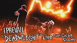 I Prevail feat. Caleb Shomo - Deadweight (Live in Fayetteville 2019)