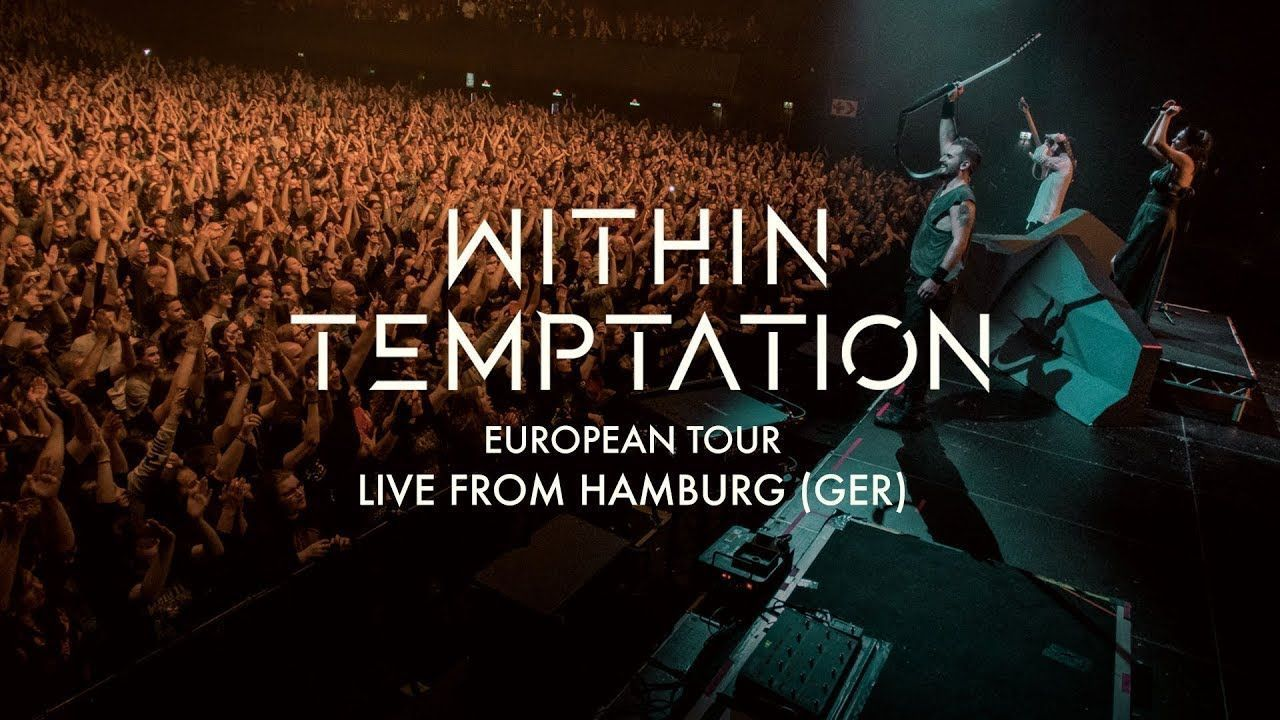 Within Temptation - Live at Hamburg | The RESIST Tour 2018