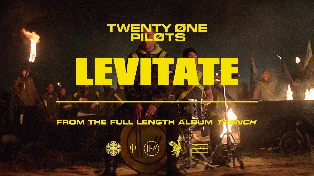 Twenty One Pilots – Levitate