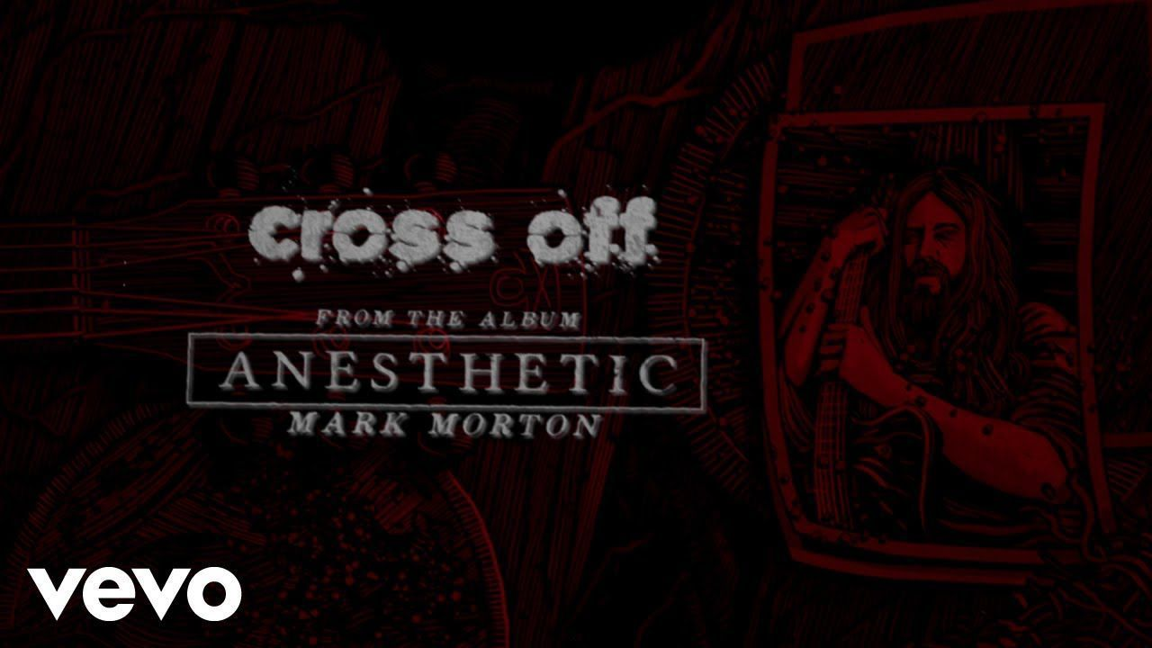 Chester Bennington ft. Mark Morton - Cross Off (Lyric Video)