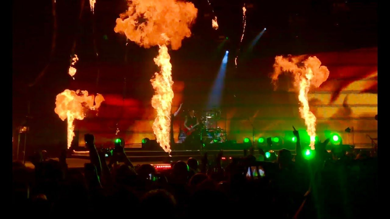 Disturbed - Live at Inglewood 2019