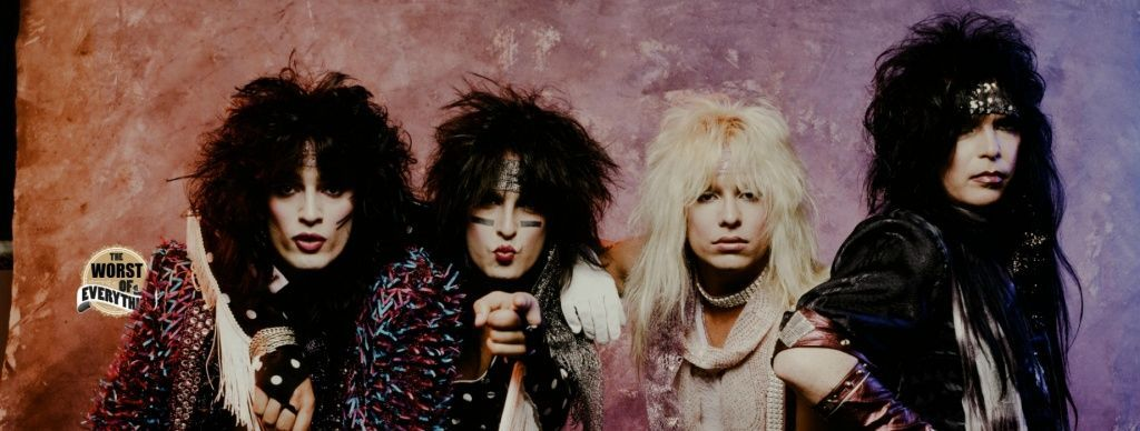 Mötley Crüe - Take Me To The Top (Official)