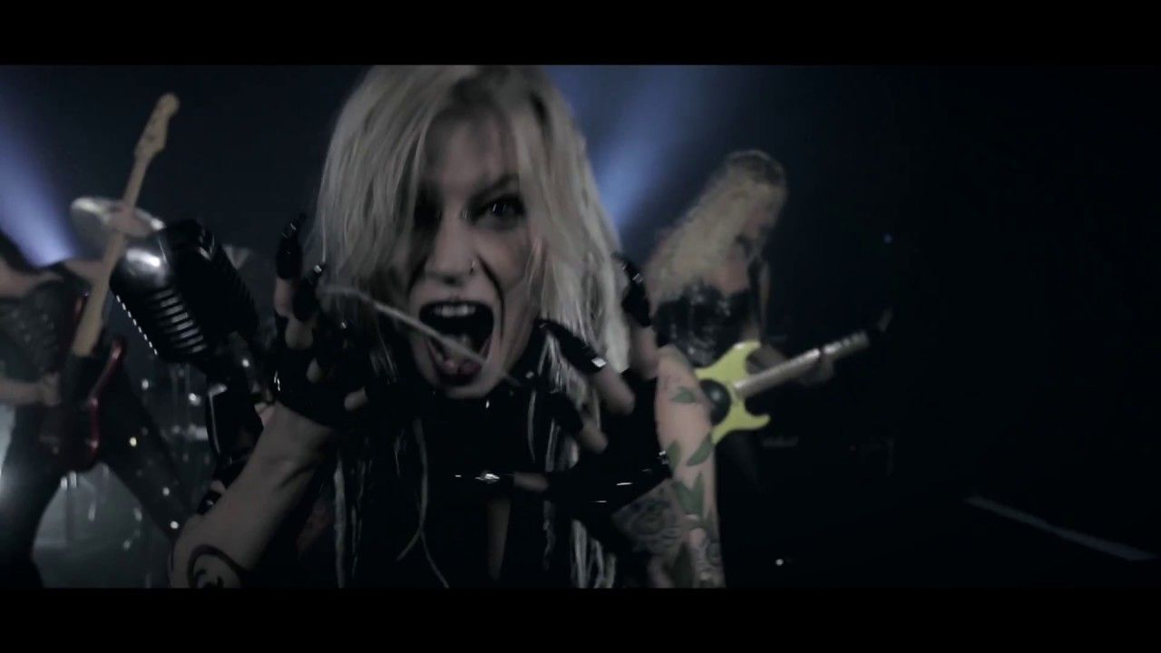 Burning Witches - Black Widow (Official)