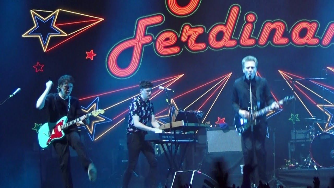 Franz Ferdinand - Live At Stereoleto 2018