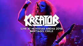 Kreator - Live at Knotfest 2018
