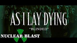 As I Lay Dying - Blinded (Official)