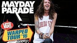 Mayday Parade - Full Set (Live Vans Warped Tour 2016)