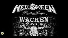 Helloween - Live at Wacken 2018 Full