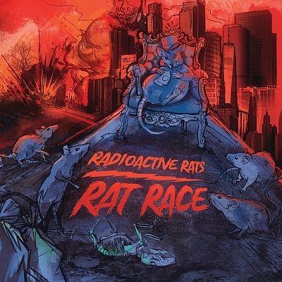 Radioactive Rats - Rat Race