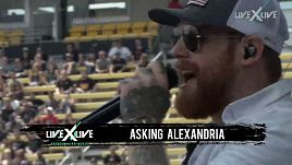 Asking Alexandria - Live Rock on the Range 2018