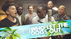 Our Last Night - Who Let The Dogs Out (ft. Baha Men Rock Cover)
