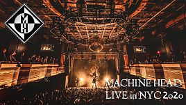 Machine Head - Live at New York 2020