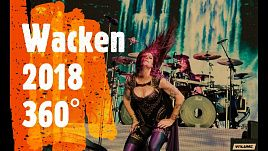 Nightwish - Wacken 2018 Live 360°