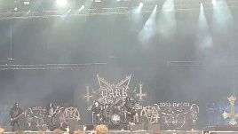 Dark Funeral - The Arrival of Satan's Empire (Live At Bråvalla Festival 2017)