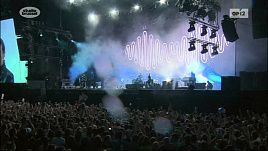 Arctic Monkeys live at Rock Werchter 2014