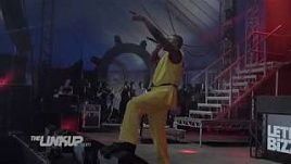 Lethal Bizzle brings out Stormzy & Skepta @ Reading & Leeds Festival | Link Up TV