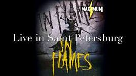 In Flames - Live at Saint Petersburg 2019