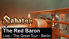 Sabaton - The Red Baron (Berlin 2020 Live)