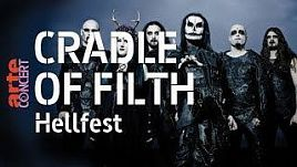 Cradle of Filth - Live at Hellfest 2019