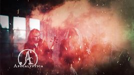 Apocalyptica - Ashes Of The Modern World (Official)