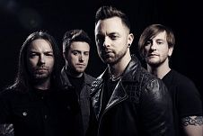 Bullet For My Valentine - Skin Live @ Reload Festival 2017 in Sulingen