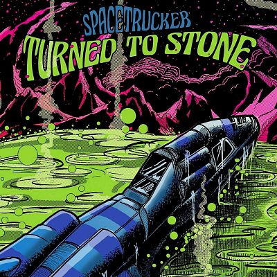 Spacetrucker - Turned To Stone Chapter 1: Enter The Galactic Wasteland