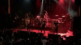 Blessthefall Impericon festival Zurich 2016