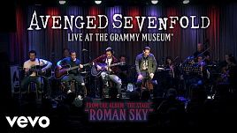 Avenged Sevenfold - Roman Sky (Live At The GRAMMY Museum) 2017
