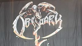 Bloodstock Open Air 2017 - Obituary - Slowly We Rot