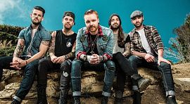 Memphis May Fire (Live Vans Warped Tour 2017)