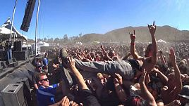 SUICIDAL TENDENCIES OZZFEST 9-24-2016