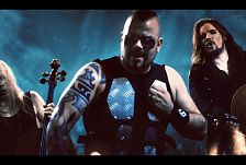 Apocalyptica feat. Joakim Brodén - Live Or Die (Official)