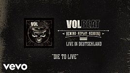 Volbeat - Die To Live (Official Live in Stuttgart 2019)