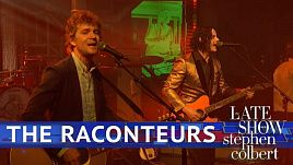 The Raconteurs - Help Me Stranger (The Late Show with Stephen Colbert)