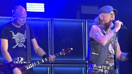 ACCEPT - shadow soldiers - Live at Metaldays 2015