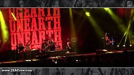 UNEARTH - Live at METALDAYS 2015 HD