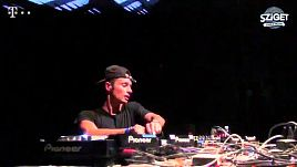 Bassjackers Live at Sziget 2015