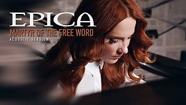 Epica - Martyr of the Free Word – Acoustic Version (Official)