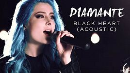 Diamante - Black Heart (Acoustic Official Video)