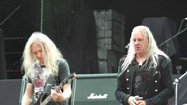 Saxon - Princess of the Night/Wheels of Steel - Roma, 24 Luglio 2016