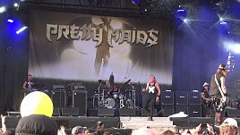 Pretty Maids - Little Drops Of Heaven LIVE (Bang Your Head 2015)