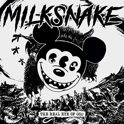 MilkSnake - The Real Eye Of God