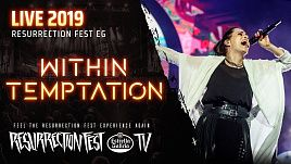 Within Temptation - Live at Resurrection Fest EG 2019