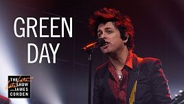 Green Day - Oh Yeah! (Live at The Late Late Show)