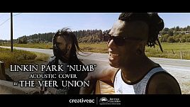 The Veer Union - Numb (Acoustic cover Linkin Park)