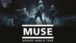Muse - Live Drones 2018