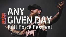 Any Given Day - Live at Full Force Festival 2019